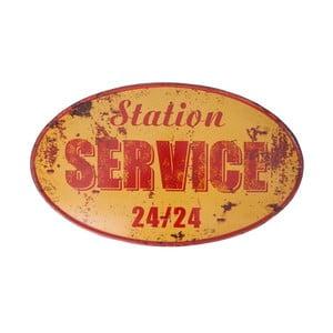 Kovová ceduľa Antic Line Service