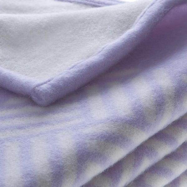 Detská vlnená deka Lanargent 110x150 cm