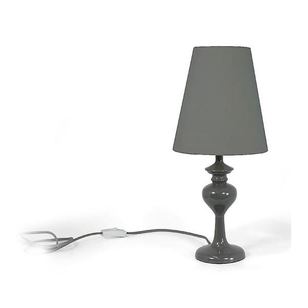 Stolová lampa Abat Grigia