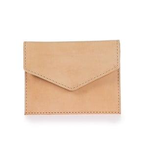 Béžové puzdro na karty O My Bag Luciana