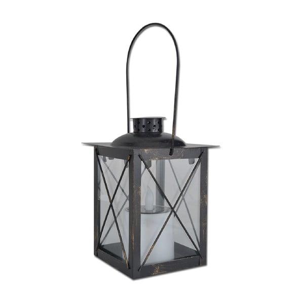 Dekoratívny záhradný LED lampáš Socre