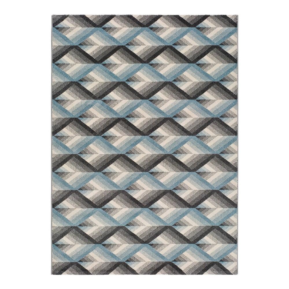 Koberec vhodný aj do exteriéru Universal Delta Grisso, 115 × 160 cm