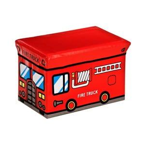 Detský box Premier Housewares Fire Truck