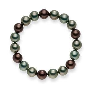Perlový náramok Pearls of London Mystic Garden, 20 cm