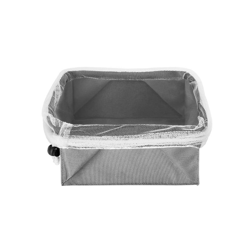 Skladací box na potraviny Metaltex, 23 × 23 cm