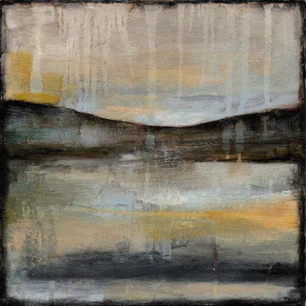 Obraz Misty Horizon, 55x55 cm