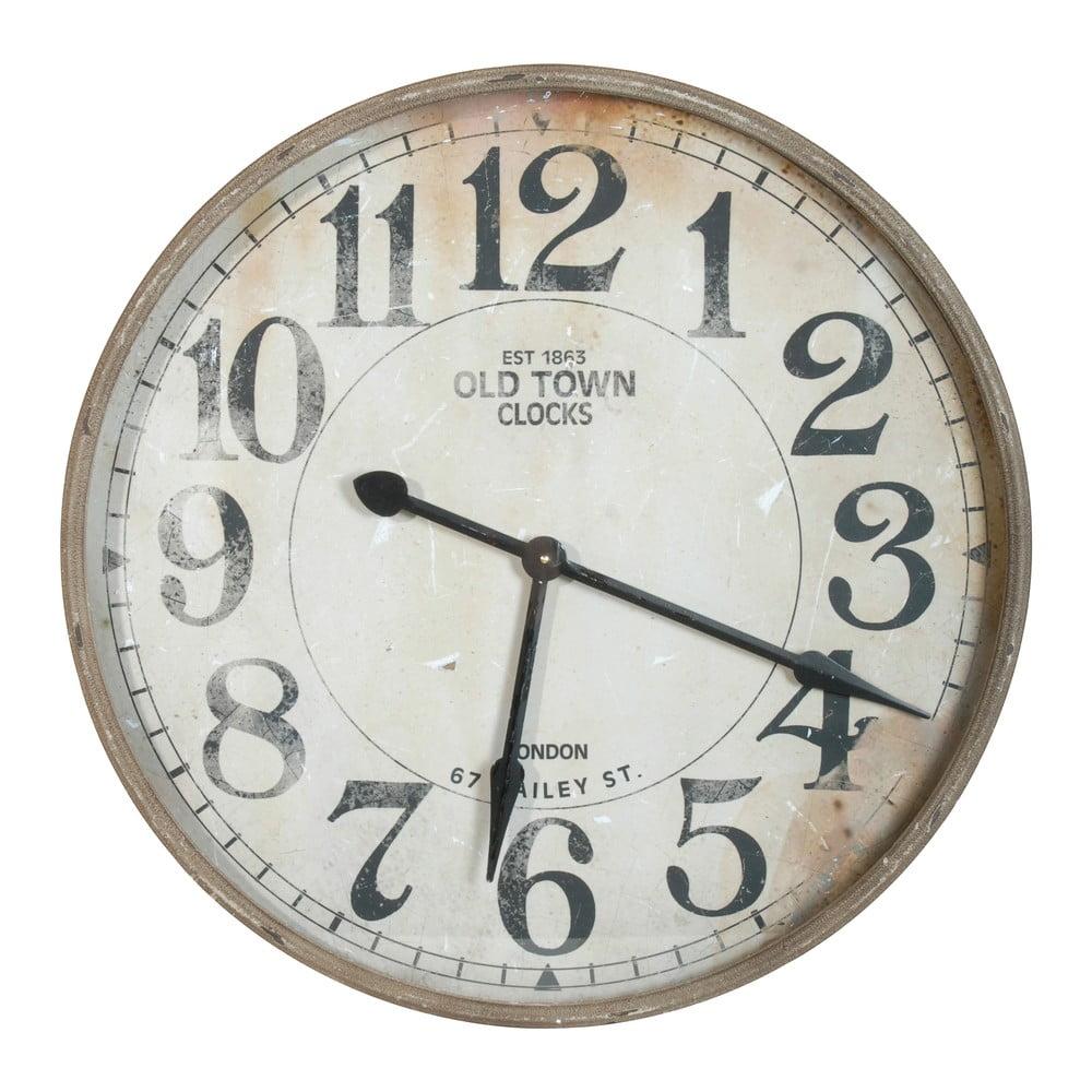 Nástenné hodiny Antic Line Old Town
