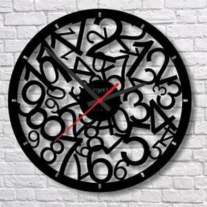 Nástenné hodiny Crazy