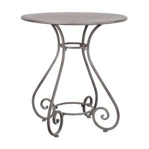 Kovový stolík Curlis