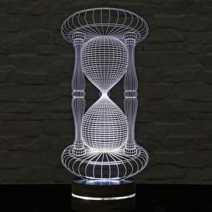 3D stolová lampa Time