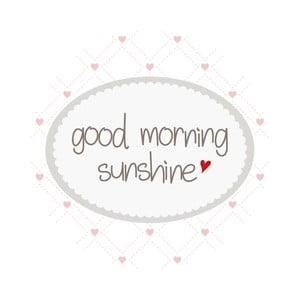 Zrkadielko do kabelky Good Morning Sunshine