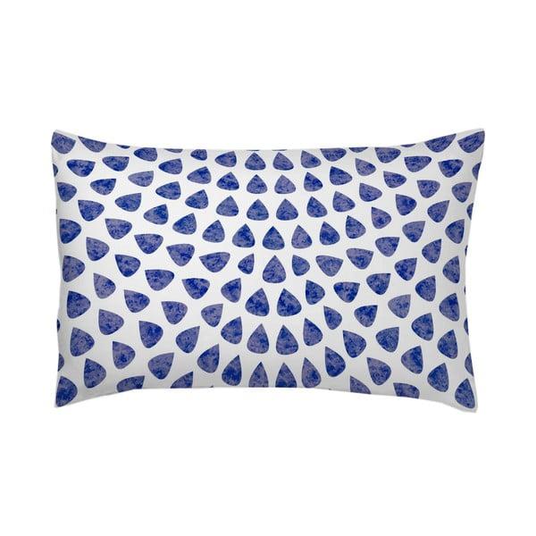 Obliečka na vankúš Mosaico Azul, 70x90 cm