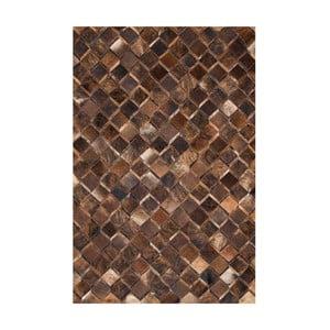 Koberec z pravej kože Sao Paulo Exotic, 200x300 cm
