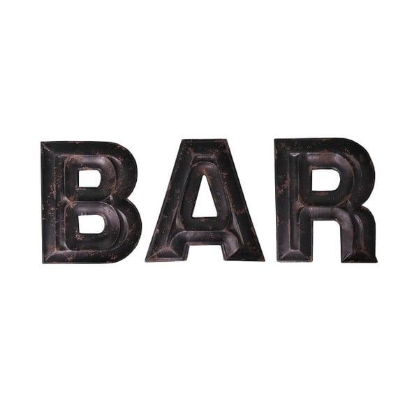 Dekoratívne písmená Antic Line Bar