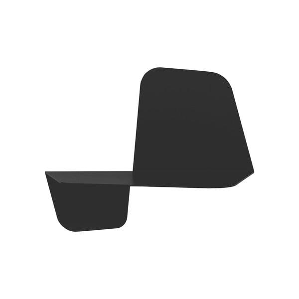 Nástenná polica MEME Design Flap Nero