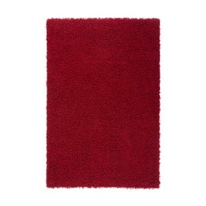 Červený koberec Obsession Riviera, 170×120 cm