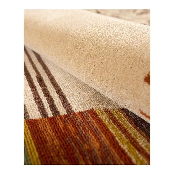 Vlnený koberec Coimbra 175 Bereber, 120x180 cm
