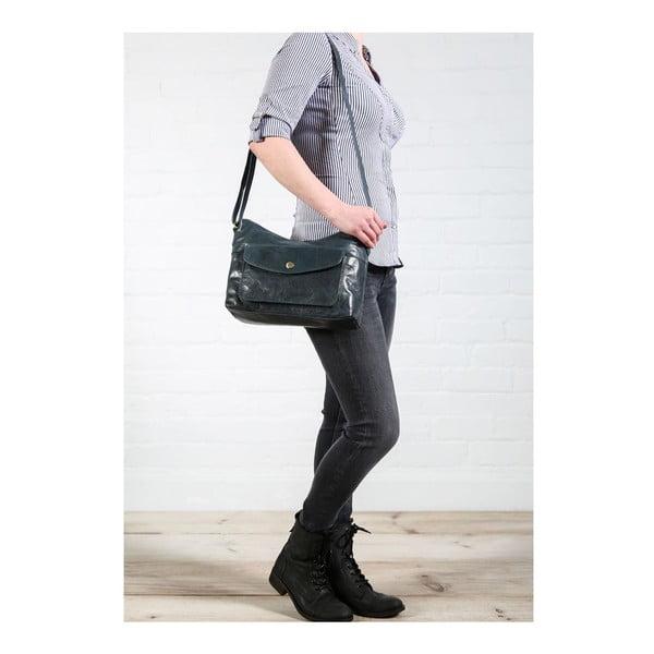 Dámska kožená taška Angel Denim