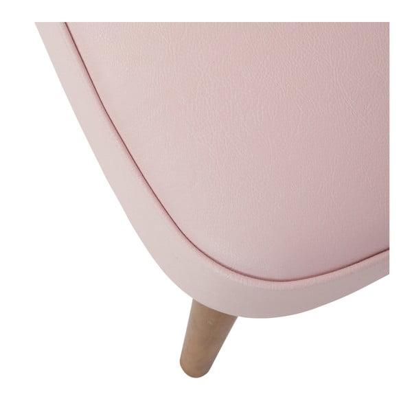 Kreslo Club Pink