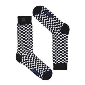 Ponožky Qnoop Shield White, veľ. 39-42