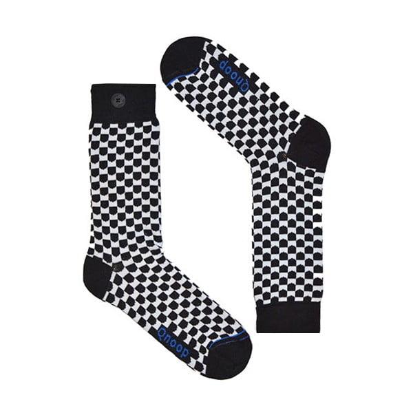 Ponožky Qnoop Shield White, veľ. 43-46