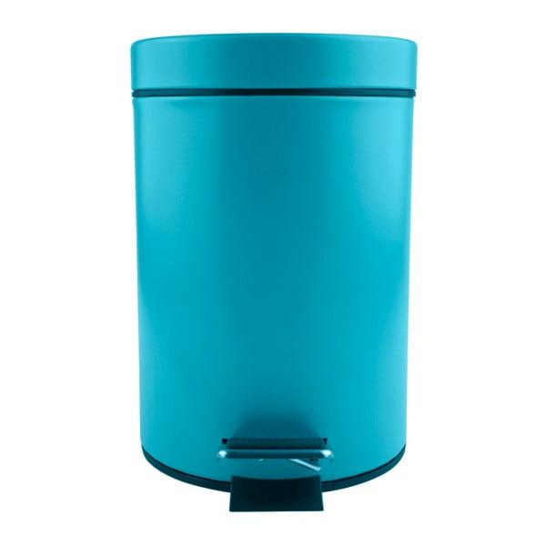Modrý pedálový odpadkový kôš Galzone