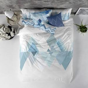 Balvnená obliečka na paplón Blanc Crystal, 240×220 cm
