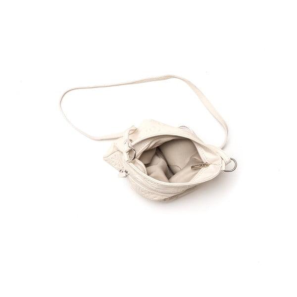 Kožená kabelka Italia 2060 Beige