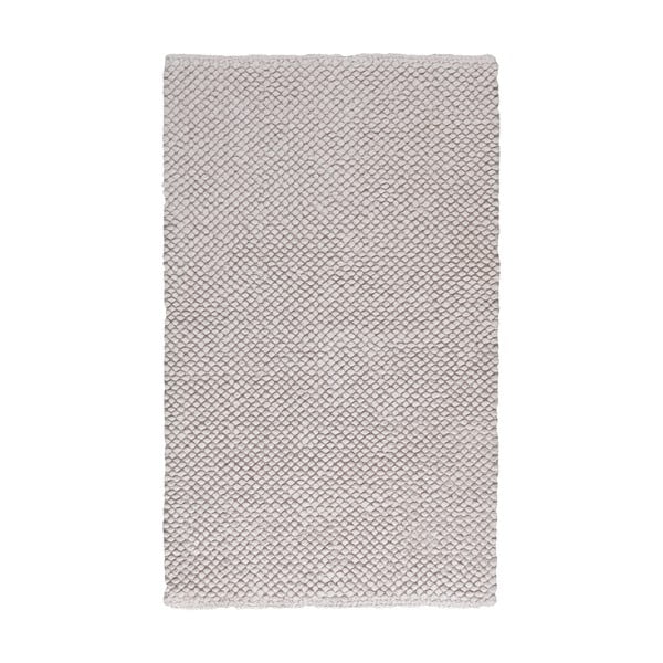 Kúpeľňová predložka Dotts Grey, 60x100 cm