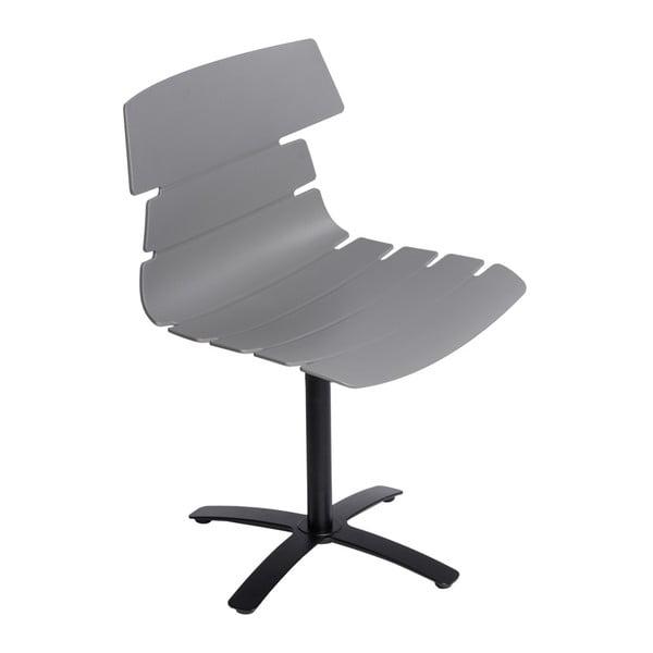 Sada 2 stoličiek D2 Techno One, sivé