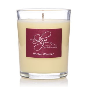 Sviečka s vôňou pomaranča, škorice a klinčeka Skye Candles Container, dĺžka horenia 12 hodín