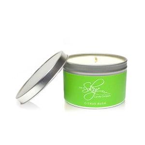 Sviečka s vôňou citrusov Skye Candles Container, dĺžka horenia 30 hodín