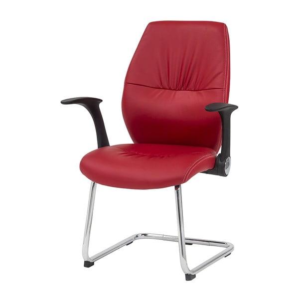 Pracovná stolička Icaro, červená