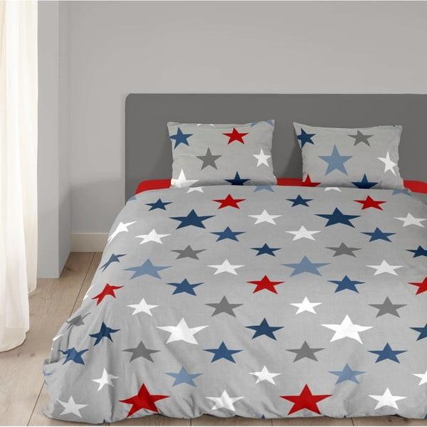 Bavlnené obliečky Muller Textiels Stars, 240 x 200 cm