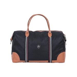 Čierna cestovná taška GENTLEMAN FARMER Soul, 96 l