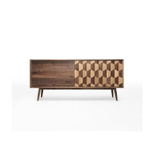 Komoda z orechového dreva Wewood - Portugues Joinery Scarpa