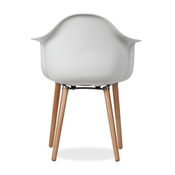 Stolička Dimero Simple Legs Pure White