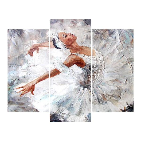3-dielny obraz Ballet