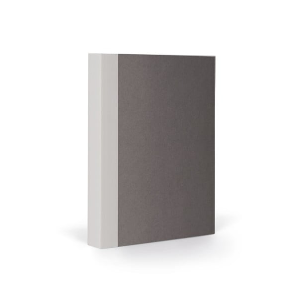 Zápisník FANTASTICPAPER A6 Stone/Warm Grey, čistý