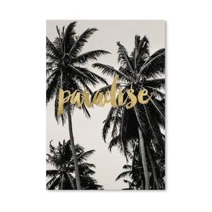 Plagát Paradise Palm Trees
