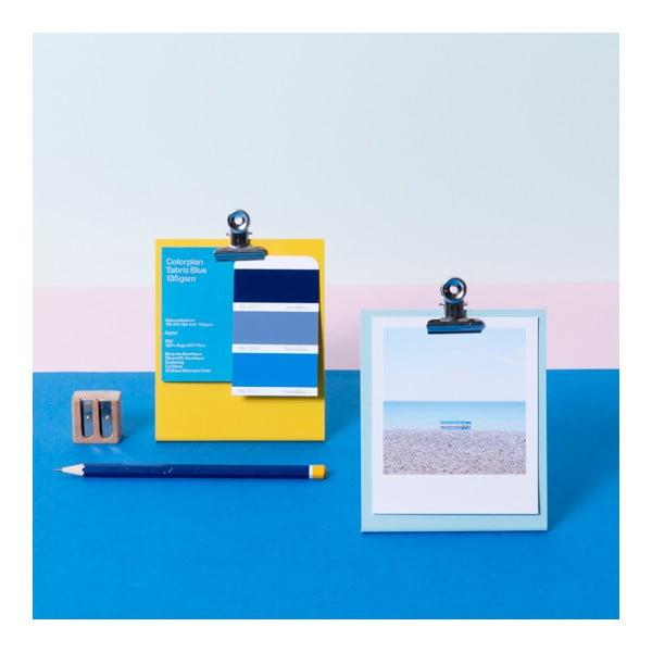 Žltý rámik na fotku Clipboard Small