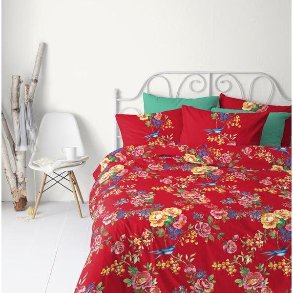 Obliečky Bonita Red, 140x200 cm