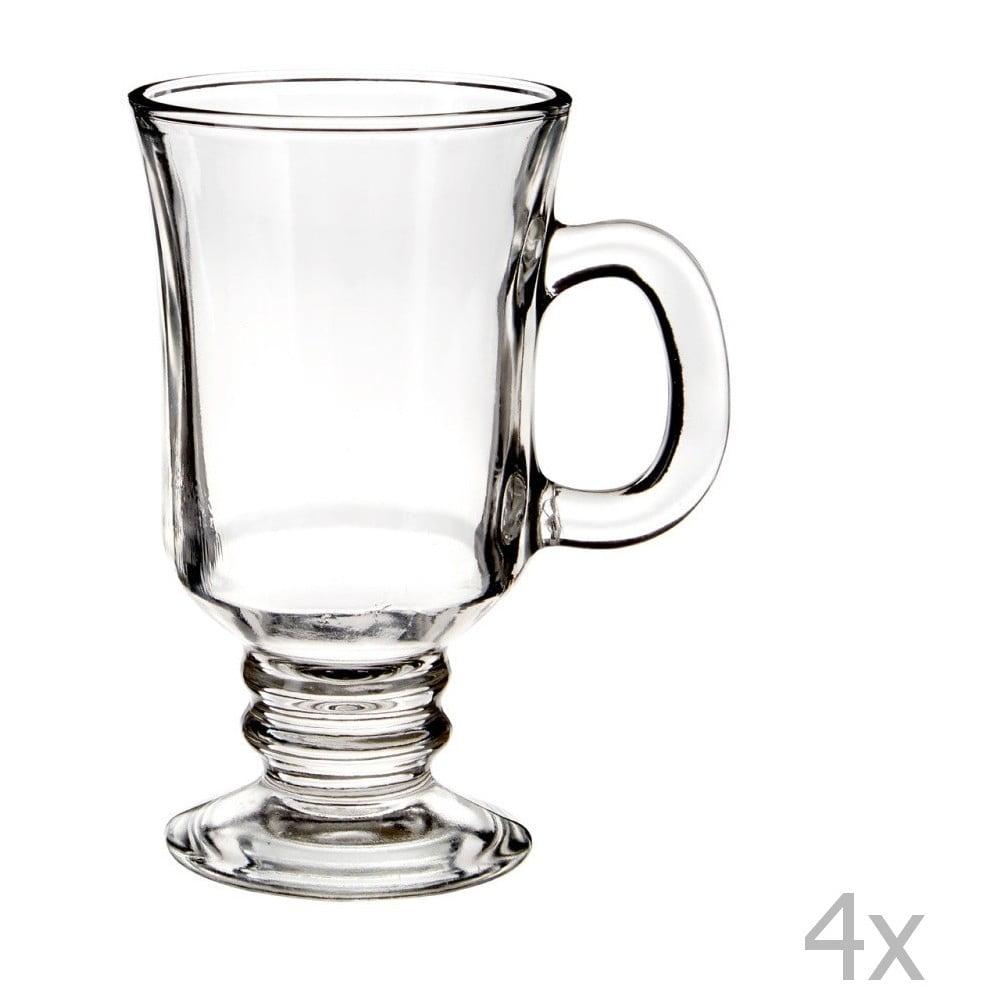 Sada 4 pohárov na írsku kávu Premier Housewares, 230 ml