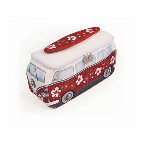 Kozmetická taška VW Bus, červená