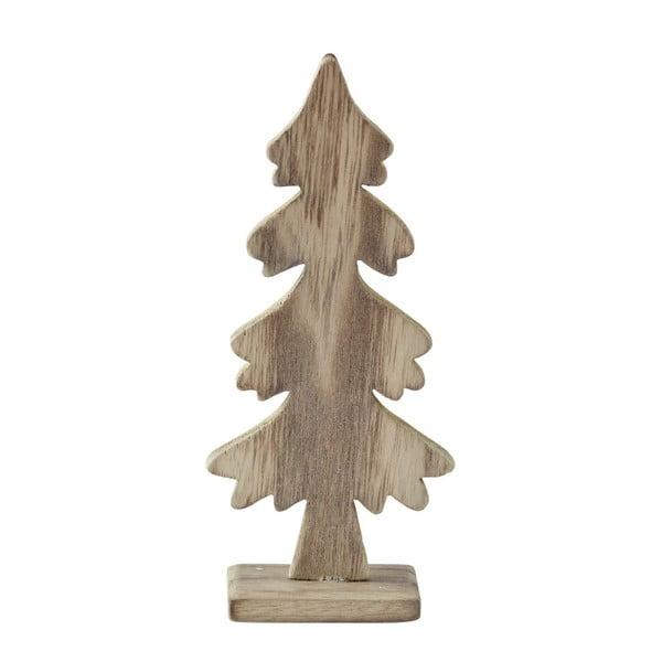 Dekoratívna soška KJCollection Tree Natural Wood