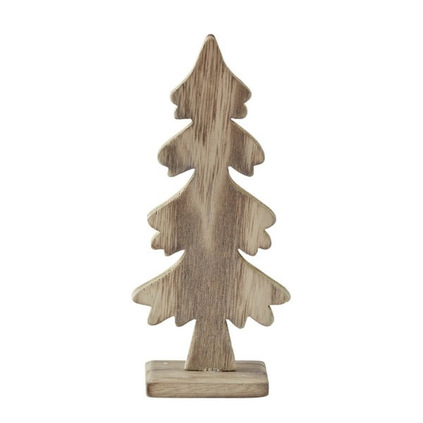 Dekoratívna soška KJ Collection Tree Natural Wood