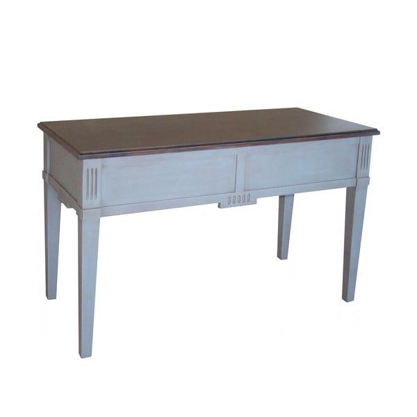 Písací stôl Belgique Grey
