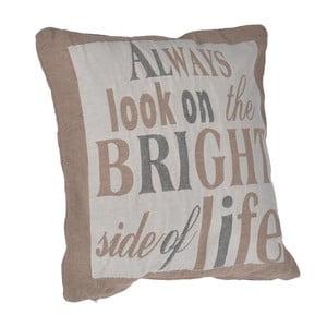 Vankúš Bright Life, 45x45 cm