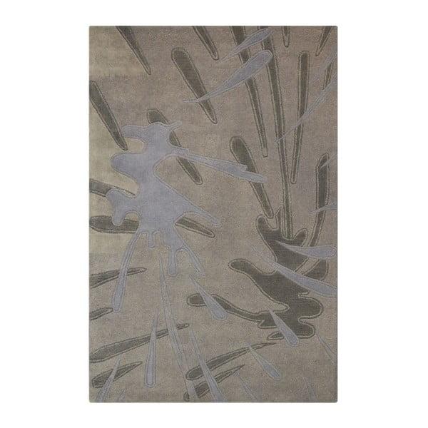 Koberec Splash Silver, 153x244 cm