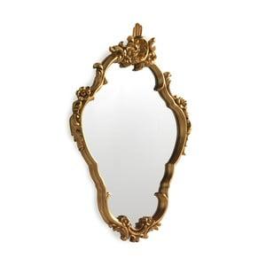 Nástenné zrkadlo v zlatej farbe Geese Baroque, 58 x 80 cm